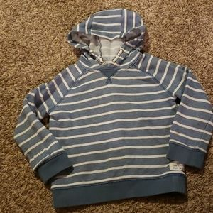 4/$12 Striped Sweatshirt